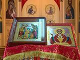 Церковь г. Октябрьский — Храм Преподобного Сергия Радонежского