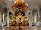 Церкви г. Октябрьский — Богородице-Смоленский храм